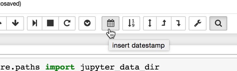 Datestamper